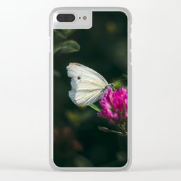 flower photography by Ed Leszczynskl Clear iPhone Case