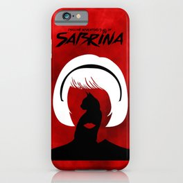 Sabrina the Teenage Witch iPhone Case