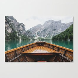 Live the Adventure Canvas Print