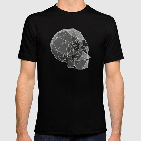 Geometric skulls T-shirt