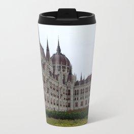 Budapest  Travel Mug