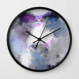 Galatic Light Wall Clock