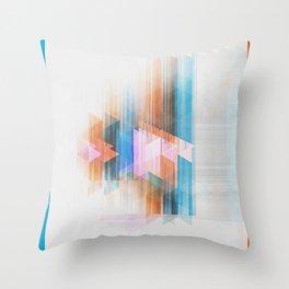 Futurity Throw Pillow