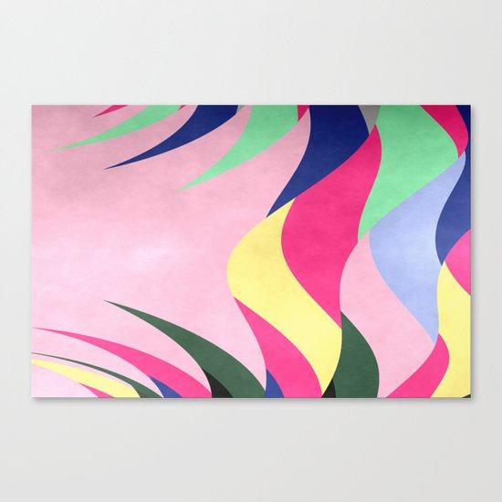 Pattern 2016 014 Canvas Print