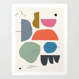 Dear Summer Art Print