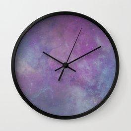 Libra Star Colors Wall Clock