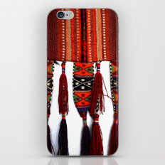 Native American Rug iPhone & iPod Skin