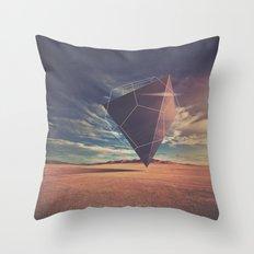 quantum star Throw Pillow