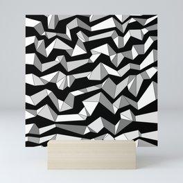 Polynoise Lowpoly Mini Art Print