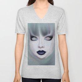 Pastel Goth Unisex V-Neck