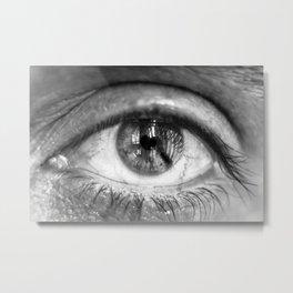Eye of the Photographer Metal Print