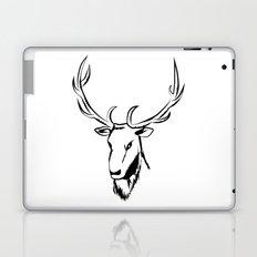 Ciervo negro Laptop & iPad Skin