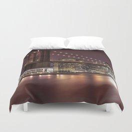BROOKLYN BRIDGE Nightly Impressions Duvet Cover