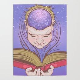 Reading Nirvana Poster