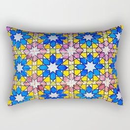 Azulejos - Portuguese tiles Rectangular Pillow