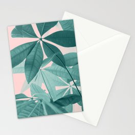 Pachira Aquatica #5 #foliage #decor #art #society6 Stationery Cards