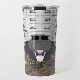 Agent Mole Travel Mug