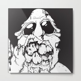 A Living Dead Guy Metal Print