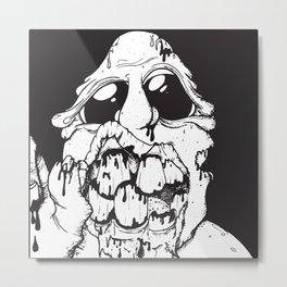 A Living Dead Guy Metal Print