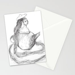 Time For Tea Stationery Cards