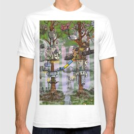 Modern Pixie Kingdom T-shirt