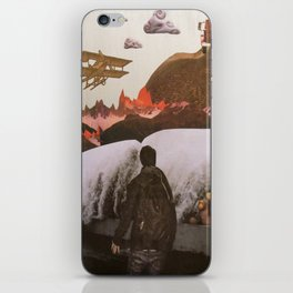 Wires & Watchtowers iPhone Skin