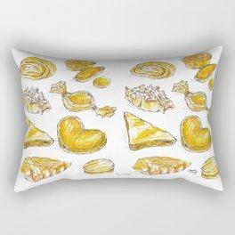 Pastries  Rectangular Pillow