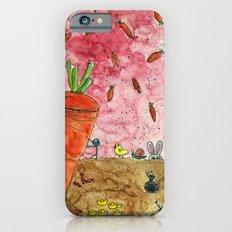 Everyone Love Carrot Slim Case iPhone 6s