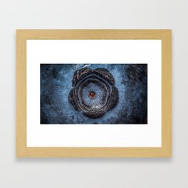 The 'eye' Framed Art Print