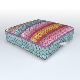 knitting pattern Outdoor Floor Cushion