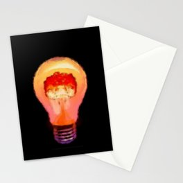 LET THERE BE LIGHT - 082 Stationery Cards