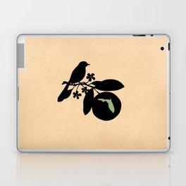 Florida - State Papercut Print Laptop & iPad Skin