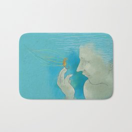 Lend Me Your Mind Bath Mat