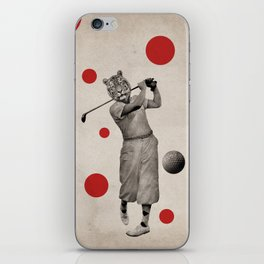 Anthropomorphic N°13 iPhone Skin