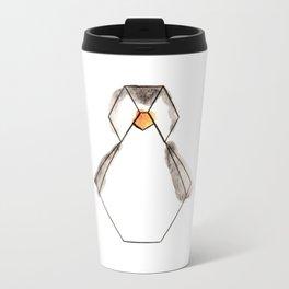Pingouin Origami Metal Travel Mug