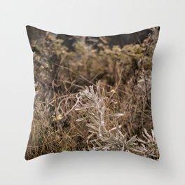 Fall Textures 2  Throw Pillow