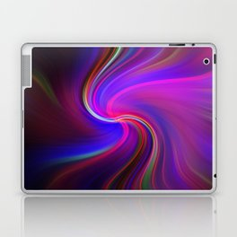 Colour Cocaine ~ TWIRLS Laptop & iPad Skin