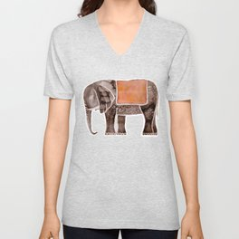 The Elefant Unisex V-Neck