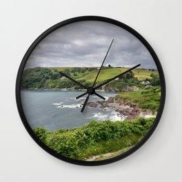 Talland Bay  Wall Clock
