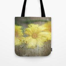 Summer Rain Tote Bag