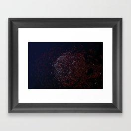 Cellular  Framed Art Print