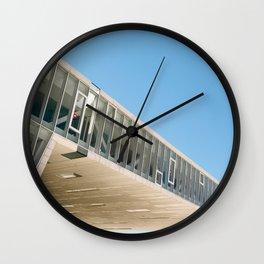 Architectronic Wall Clock