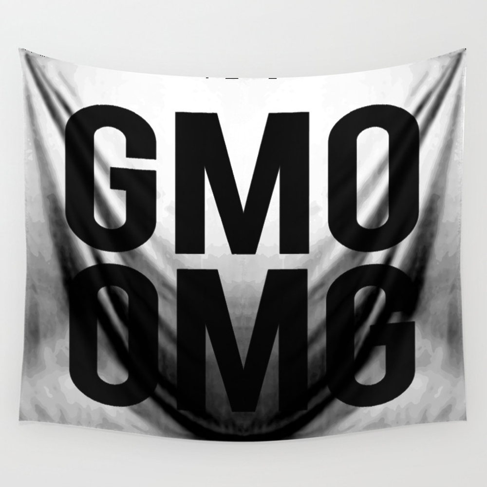 Gmo Omg Wall Tapestry by Raineon TPS2320416