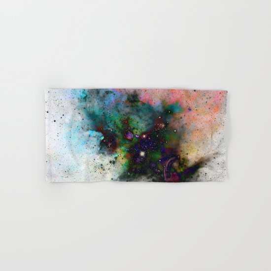 Everything is nothing 5 (therefore it was beautiful) Hand & Bath Towel