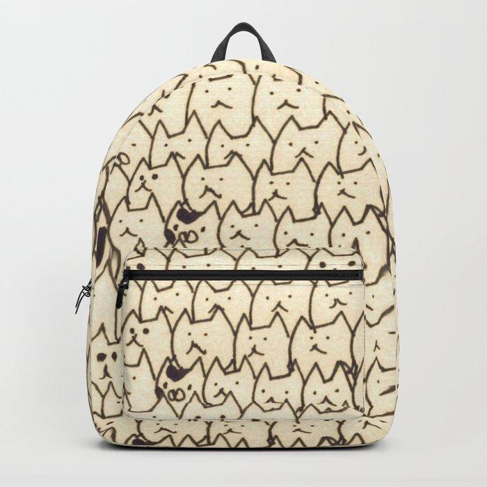 cat-8 Backpack