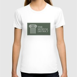 Museum District logo T-shirt