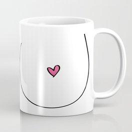 Free Boobs Coffee Mug