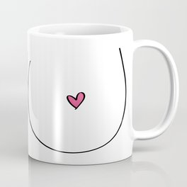 Free Boobs Coffee Mug