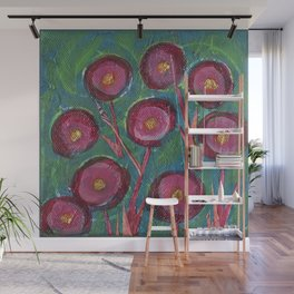 Swirly swirls Wall Mural