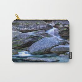 Fresh Rocky Waterfall Carry-All Pouch